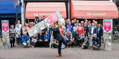 Kampen Marketing workshop PR & Promotie