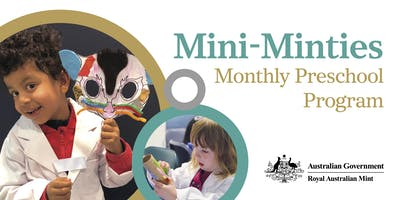 Mini-Minties Children's Program: March 2019