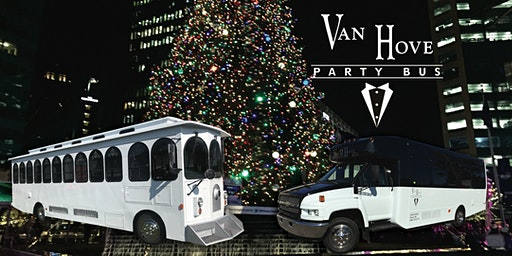 2019 BYOB Trolley / Bus Christmas Light Tours