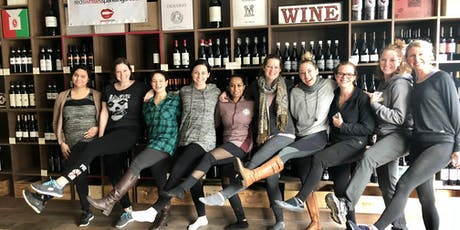 Yoga + Wine | Namaste Rosé Monthly Yoga at wineHouse | Lakeview Chicago tickets