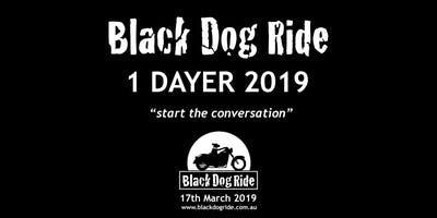 Ballarat VIC - Black Dog Ride 1 Dayer 2019
