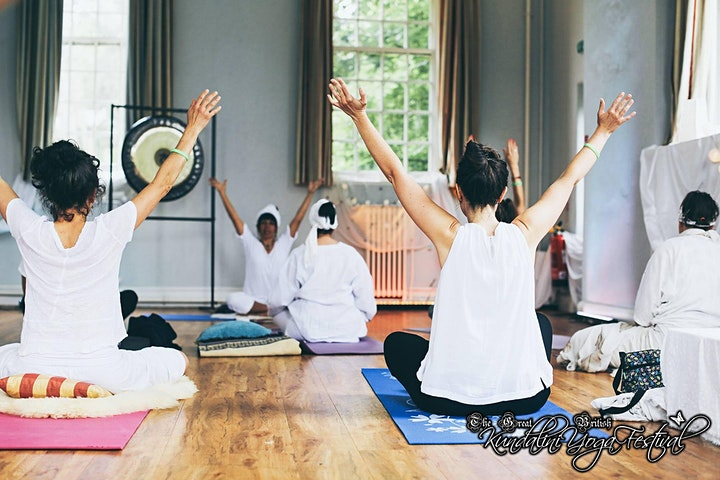 GB Kundalini Yoga Summer Festival 2021 image