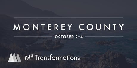 Monterey M3 Transformations Conference tickets