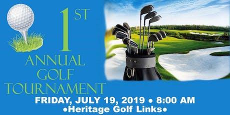 JABY Inc  1st Annual Golf Tournament Kids Doc On Wheels Int'l Trailblazer tickets