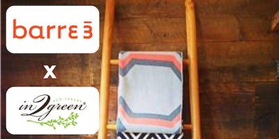 Barre3 at In2Green
