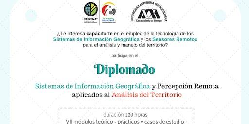 Diplomado en Sistemas de Información Geográfica