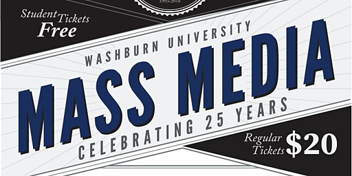 Mass Media Keynote Speaker Event