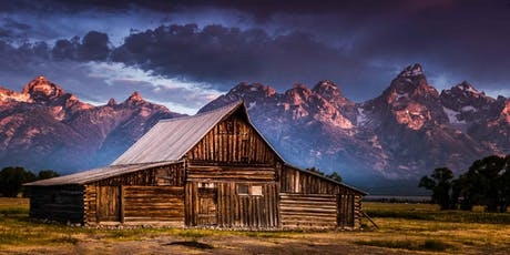 Grand Teton National Park 4-Day Photography Workshop with Lodging tickets