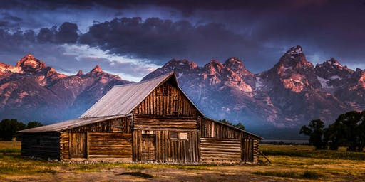 Grand Teton National Park 4-Day Photography Workshop with Lodging