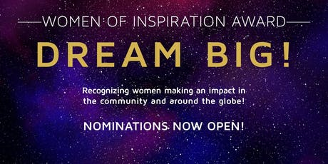 Toronto-2019 Women of Inspiration Awards Gala | 3 Day Inspire Summit - Dream Big tickets
