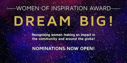 Toronto -2019 Women of Inspiration Gala - October 9