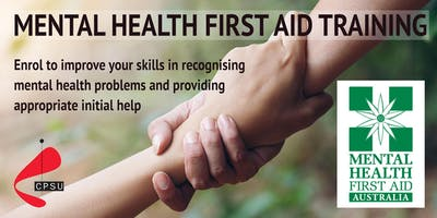Mental Health First Aid Training - Canberra