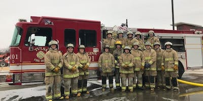 Tulsa Community College Fire & Emergency Services Tour