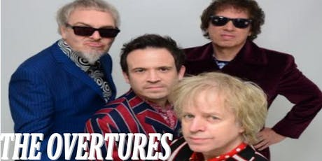 The Overtures  tickets