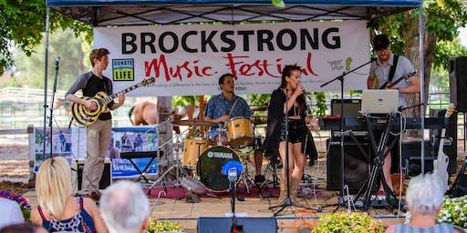 BrockStrong Music Festival 2019