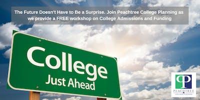 College Planning Test Workshop 2