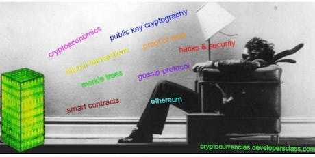 UNIT 1 - Classes 1-4 - Cryptocurrencies Developers Class tickets