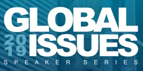 Global Issues Speaker Series 2019 tickets