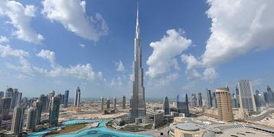 The #TravelGoals Agency Takes Dubai 2020