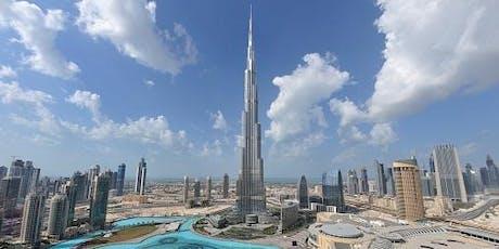 The #TravelGoals Agency Takes Dubai 2020 tickets