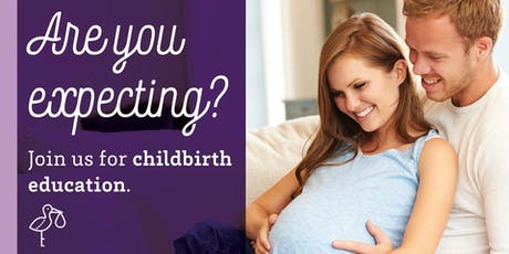 Are you expecting? Join us for childbirth education available at NO COST to you! tickets