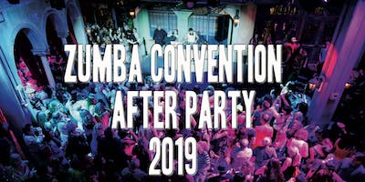 ZUMBA CONVENTION AFTER PARTY 2019