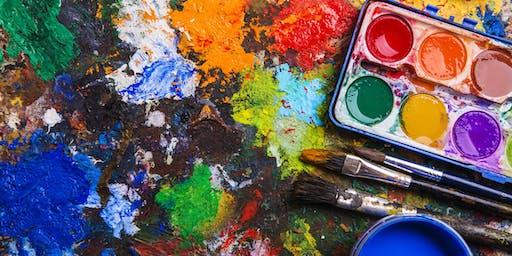 Summer Art Classes! (8 weeks)