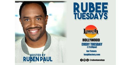 Rubee Tuesday tickets