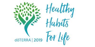 doTERRA 2019 Healthy Habits For Life - Calgary, AB
