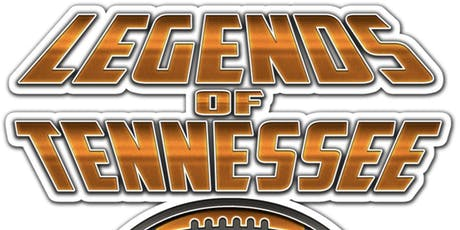 LEGENDS OF TENNESSEE ULTIMATE 3 DAY FOOTBALL CAMP ( KODAK )  tickets