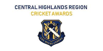Central Highlands Region Cricket Awards