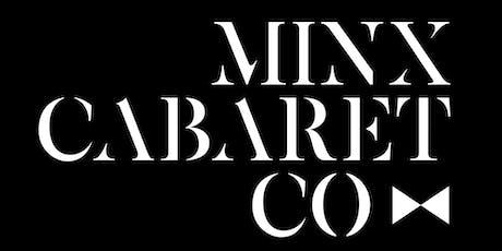 Minx Cabaret Company's Theatre Restaurant tickets