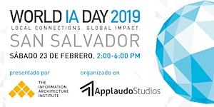 World Information Architecture Day 2019 San Salvador