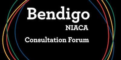 Bendigo-NIACA Consultation Forum