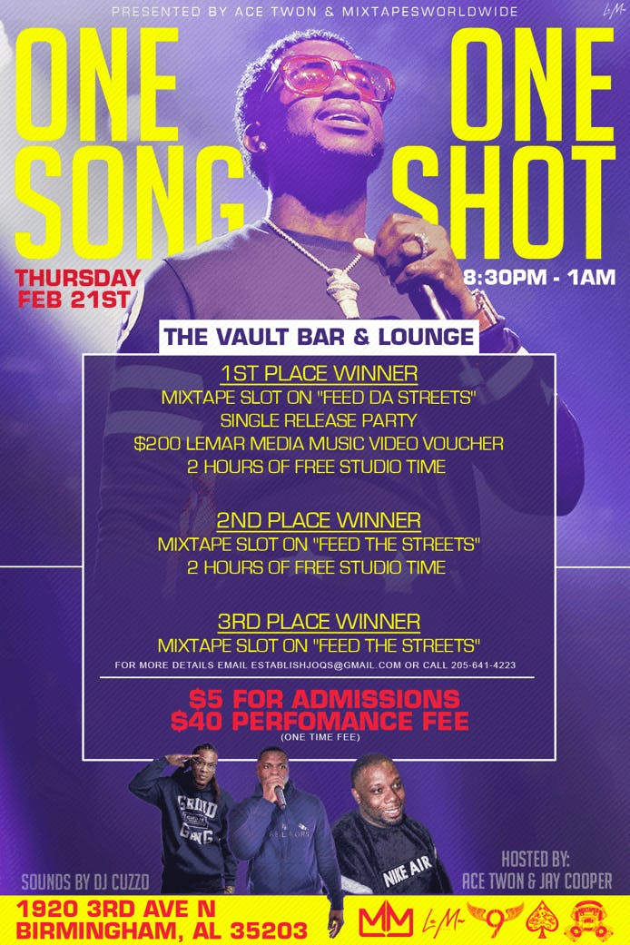 One Song One Shot