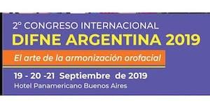 2do CONGRESO INTERNACIONAL DIFNE ARGENTINA El arte de...