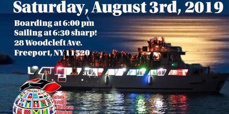 Moonlight Party Boat Cruise tickets