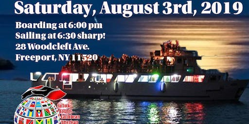 Moonlight Party Boat Cruise