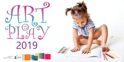 ART PLAY for little kids
