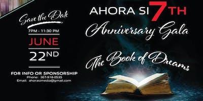 Ahora Si 7th Anniversary Gala & Fashion Show