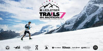 Ledlenser Trails in Motion 7 Film Tour (Canmore)