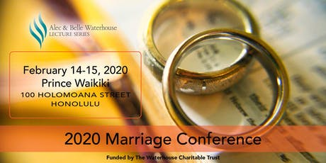 2020 Marriage Conference - Early Bird tickets