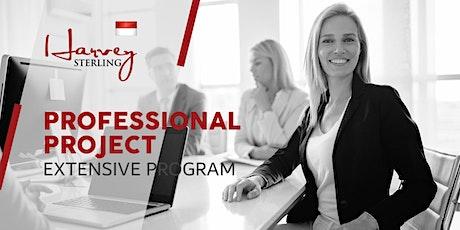 Project Management Extensive Program tickets