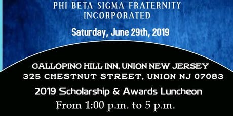 2019 Annual Scholarship Luncheon tickets