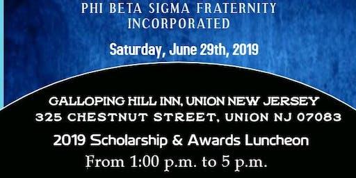 2019 Annual Scholarship Luncheon