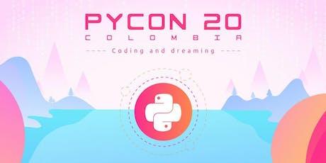 PyCon Colombia 2020 tickets