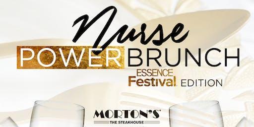 Nurse Power Brunch: Essence Festival Weekend