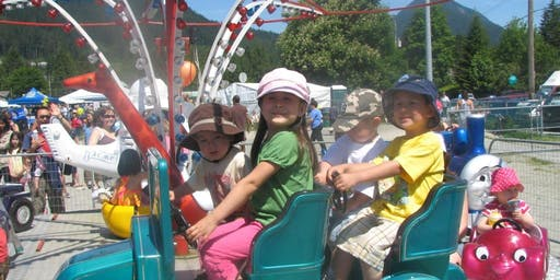 Lynn Valley Days 2019 - Parade & Exhibitor Application