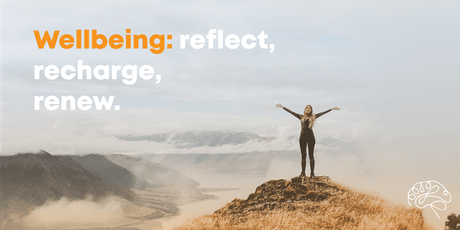 EQ Connect: Wellbeing - Reflect, Recharge, Renew tickets