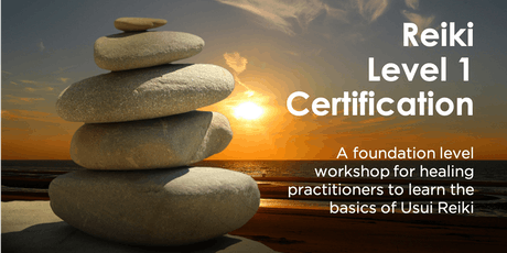 Reiki for Beginners tickets